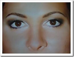 Женское очарование: взгляд.